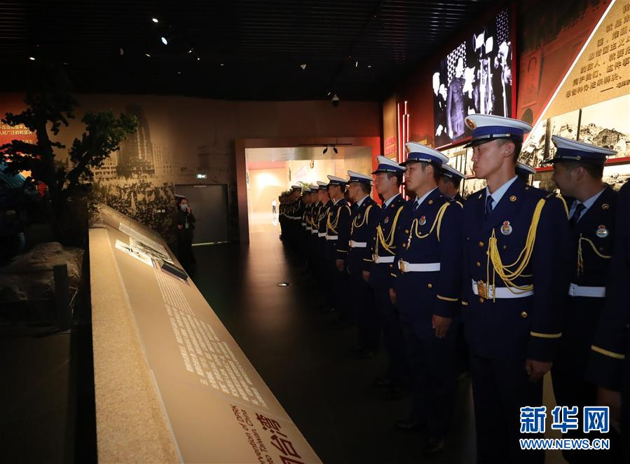 (新华全媒头条·图文互动)(9)祖国·正义·和平——抗美援朝纪念馆巡礼
